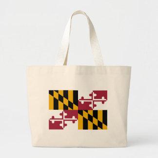 Maryland State Flag bag