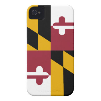 Maryland State Flag iPhone 4 Covers