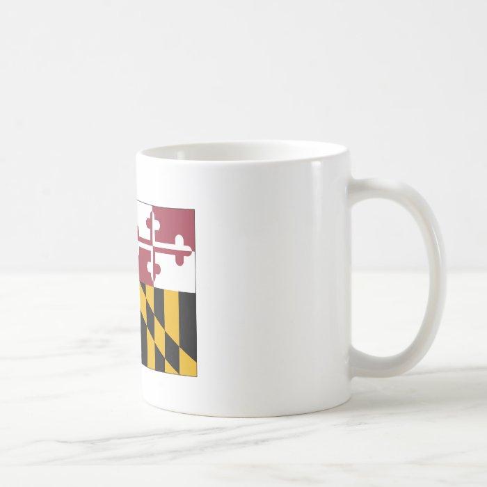 Maryland State Flag Coffee Mug