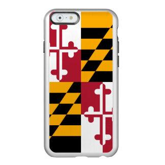 Maryland State Flag Custom Design Incipio Feather Shine iPhone 6 Case