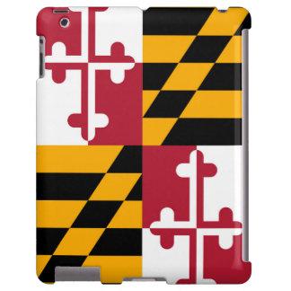 Maryland State Flag Design Decor