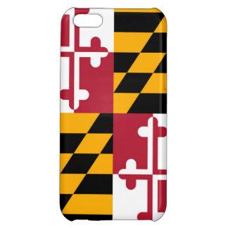 Maryland State Flag Design Decor iPhone 5C Case
