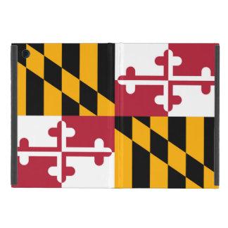 Maryland State Flag Design Style iPad Mini Covers