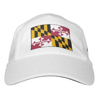 Maryland State Flag Headsweats Hat