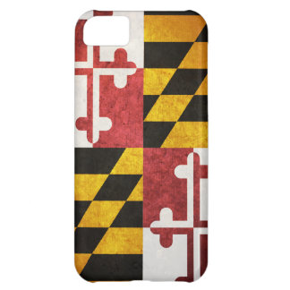 Maryland State Flag iPhone 5 Case
