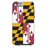 Maryland State Flag iPhone 6 Case