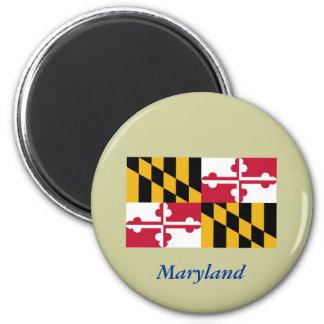 Maryland State Flag Magnet