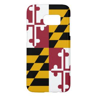 Maryland State Flag Samsung Galaxy S7 Case