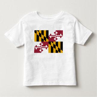 Maryland State Flag Toddler T-shirt