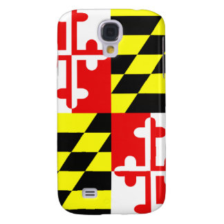 Maryland State Flag - USA Samsung Galaxy S4 Cases