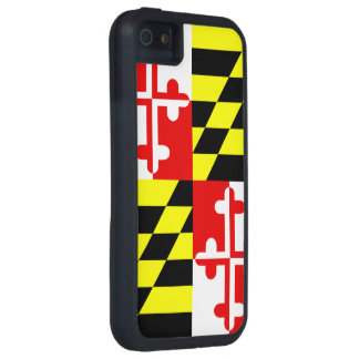 Maryland State Flag - USA iPhone 5 Cover