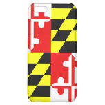 Maryland State Flag - USA Case For iPhone 5C