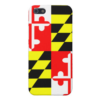 Maryland State Flag - USA - iPhone 5 Case ~