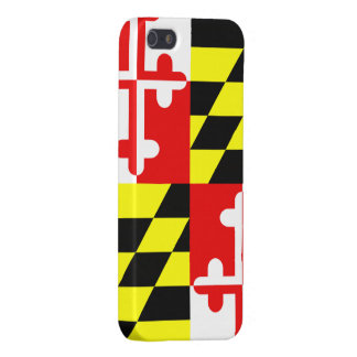 Maryland State Flag - USA iPhone SE/5/5s Case