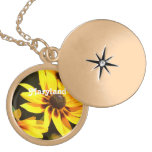 Maryland State Flower Pendant