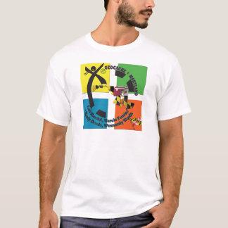 MARYLAND STATE MOTTO GEOCACHER T-Shirt