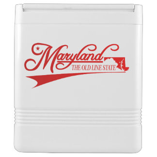 Maryland State of Mine Cooler