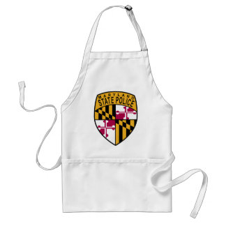 Maryland State Police Adult Apron