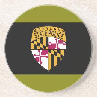 Maryland State Police Coaster