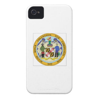 Maryland State Seal iPhone 4 Cover