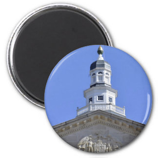 Maryland Statehouse dome Magnet