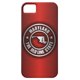 """Maryland Steel 2"" iPhone 5 Cases"