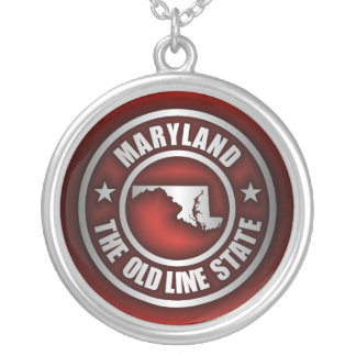 """""""Maryland Steel 2"""" Necklace"""