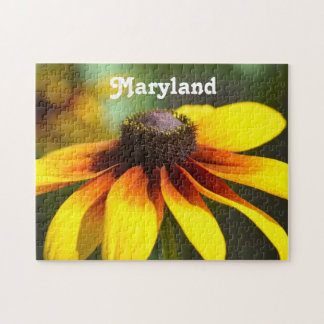 Maryland Susan observada negro Rompecabezas Con Fotos