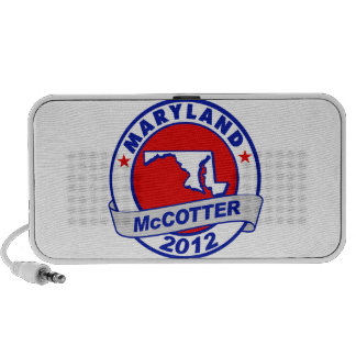 Maryland Thad McCotter Laptop Speakers