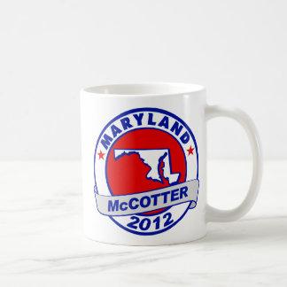 Maryland Thad McCotter Coffee Mugs