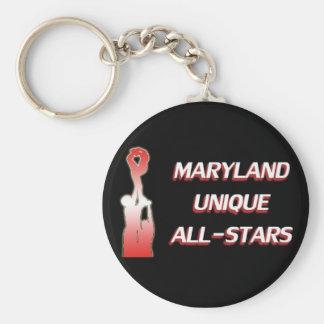 Maryland Unique Key Chain