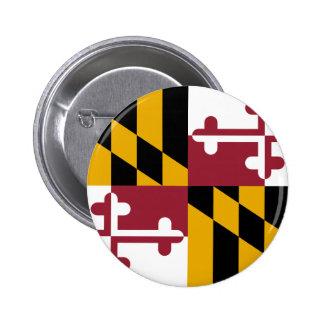 Maryland, United States 2 Inch Round Button