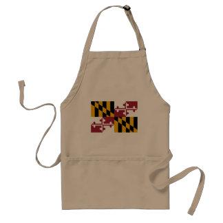 Maryland, United States Adult Apron