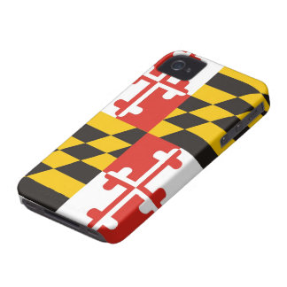 maryland usa state flag case united america iPhone 4 cover