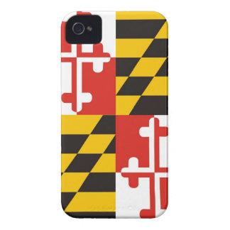 maryland usa state flag united america blackberry case