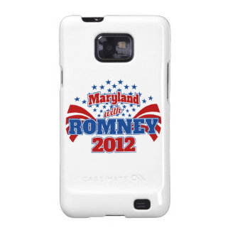 Maryland with Mitt Romney 2012 Galaxy S2 Covers