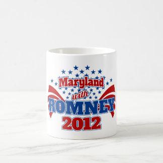 Maryland with Mitt Romney 2012 Coffee Mug