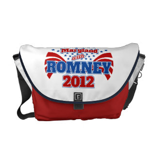 Maryland with Mitt Romney 2012 Commuter Bags