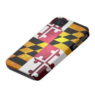 Marylander Flag Blackberry Cases