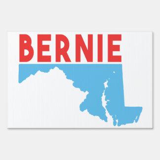 Marylanders for Bernie Sanders 2016 Yard Sign