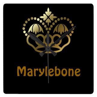 Marylebone Relojes De Pared