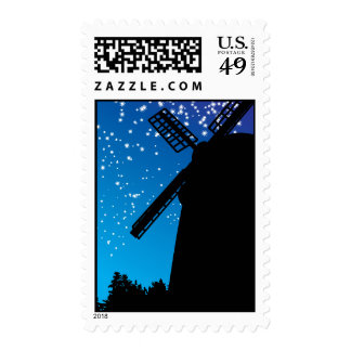 Marymoor Windmill Postage