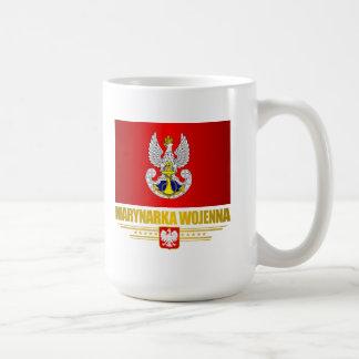 Marynarka Wojenna (Polish Navy) Coffee Mug