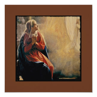 Mary's Annunciation Card