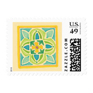 Mary's Motif 5 Postage