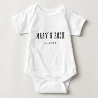 Mary's Rock Alaska Tee Shirts