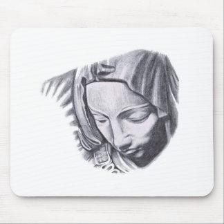 MaryStatue2.jpg Alfombrillas De Raton