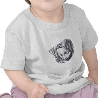 MaryStatue2 jpg Camiseta