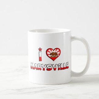 Marysville, CA Mugs