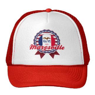 Marysville, IA Gorras De Camionero